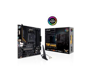 Asus TUF GAMING B550M-E WIFI AMD AM4 Socket PCIe 4.0 Desktop Gaming Motherboard