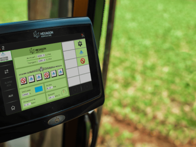 Standardisation and efficiency guaranteed with ISOBUS technology