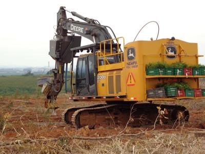 The Bracke Planter P11.a (Brazil version)