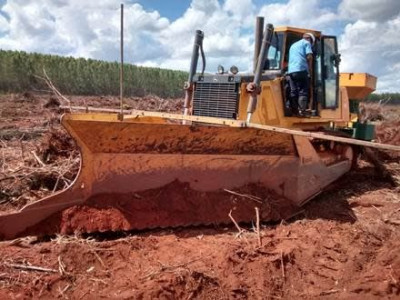 Efficiency of deep soil preparation with the Savannah Magnum 420