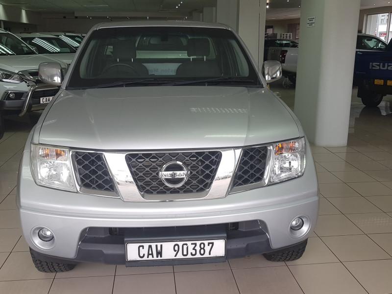 2012 Nissan Navara 2.5 DCi XE P/U K/CAB M/T