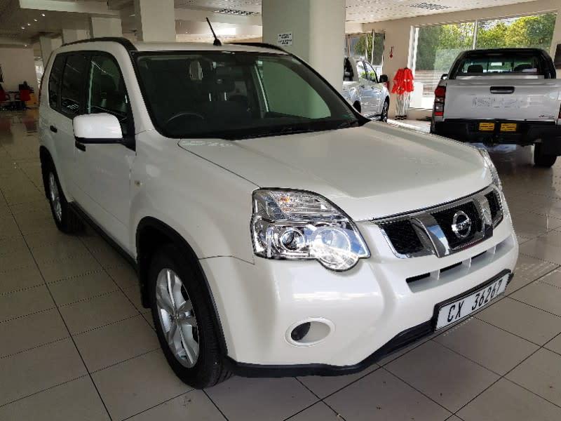 2011 Nissan X-Trail 2.0dCi 4x2 XE