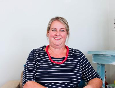Annemarie van Rensburg - Reception/administration