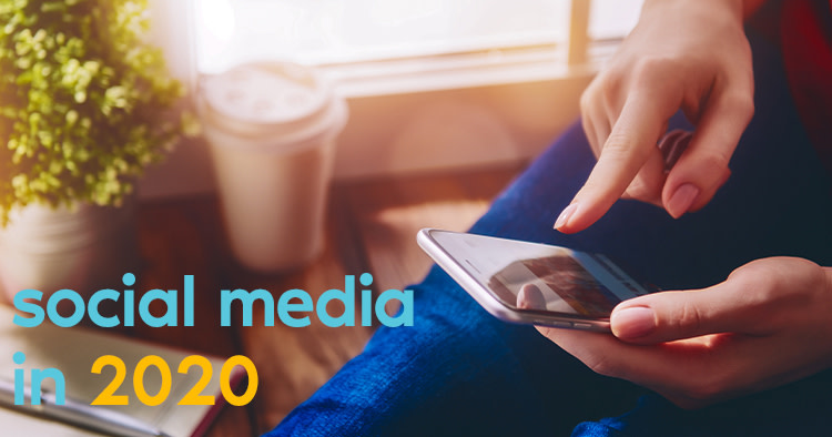 Our thoughts on making the most of social media in 2020