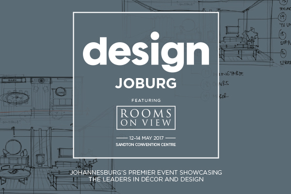Design Joburg featuring Rooms On View update