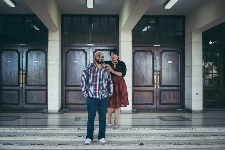 Heinrich & Carmen engagement