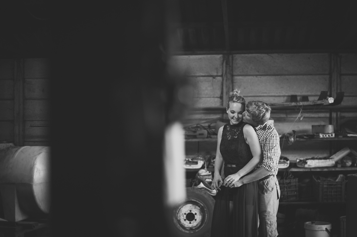 hendre & Henja engagement