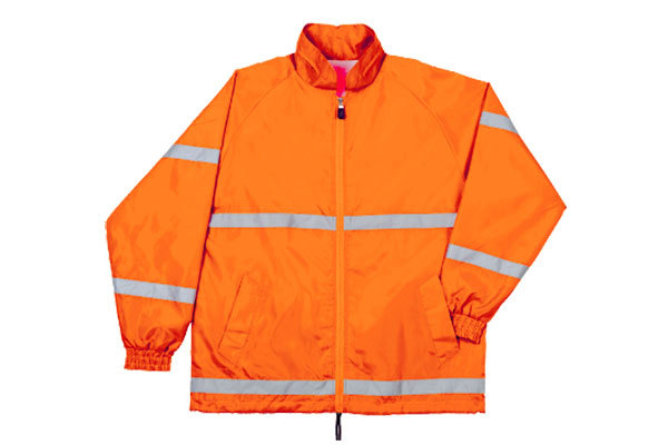 Basic Jacket - Orange