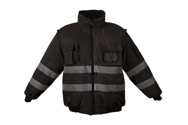 Multi Jacket - Black