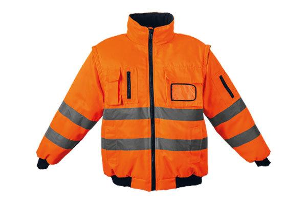 Multi Jacket - Orange
