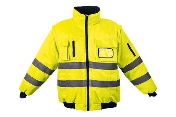 Multi Jacket - Yellow