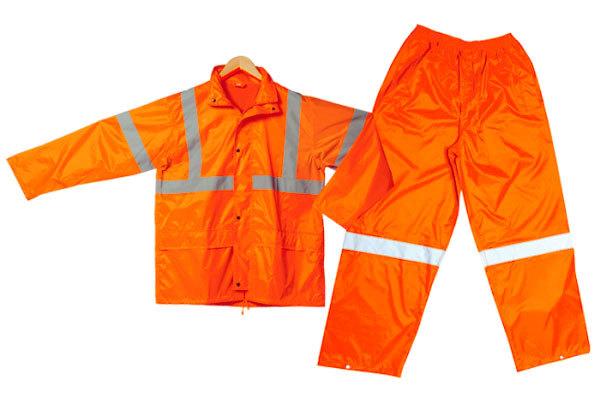 Rain Suit - Orange