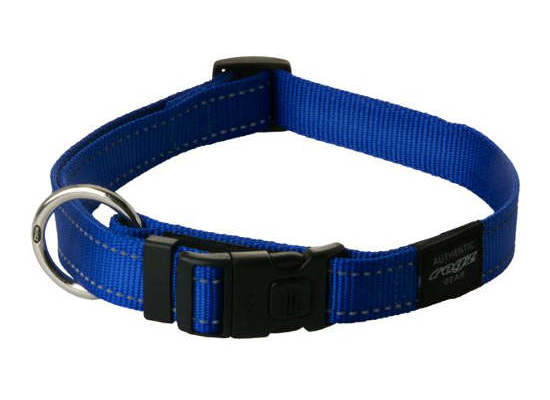 Dog Collar - Medium - Blue