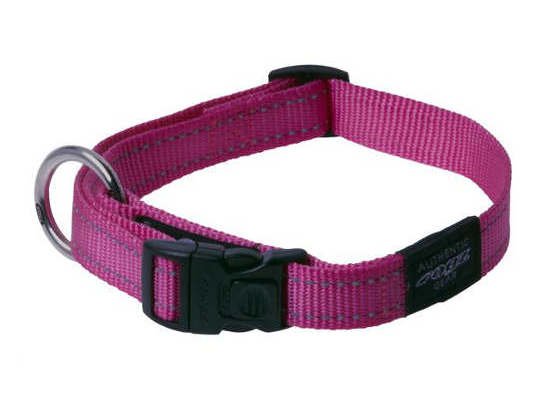 Dog Collar - Medium - Pink