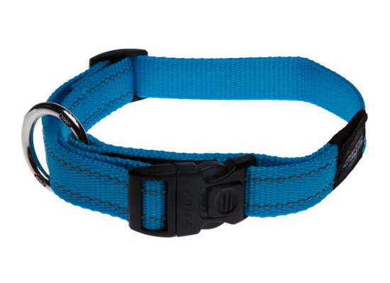 Dog Collar - Medium - Turquoise