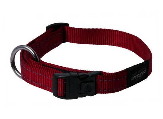 Dog Collar - Large - Red