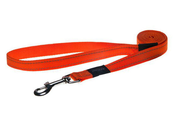 Dog Lead - Medium - Orange