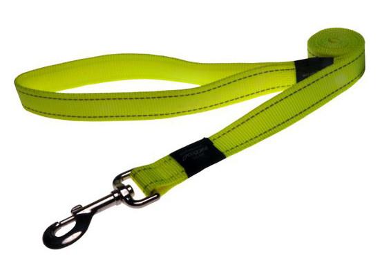 Dog Lead - Medium - Yellow
