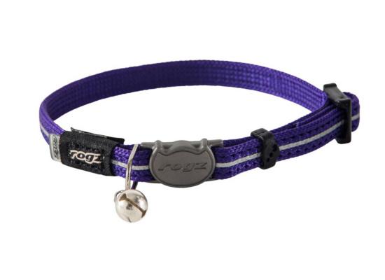 Cat Collar - Webbing - Purple