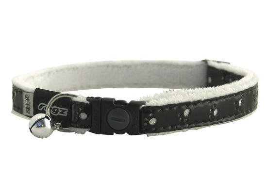 Cat Collar - Soft - Black