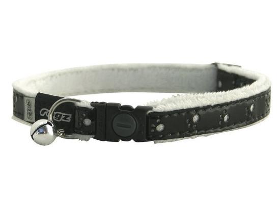 Cat Collar - Soft - Black