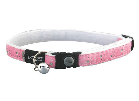 Cat Collar - Soft - Pink