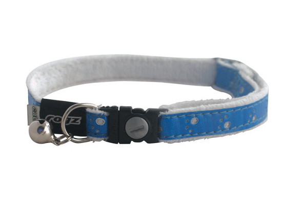 Cat Collar - Soft - Turquoise