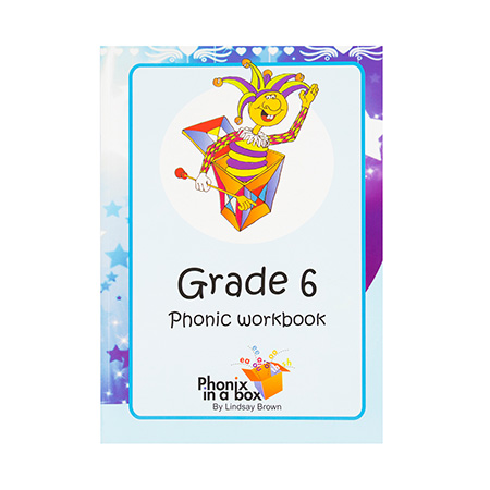 Grade 6 Phonic Workbook
