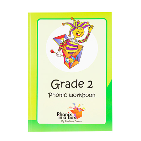 Grade 2 Phonic Workbook (Sassoon Font)