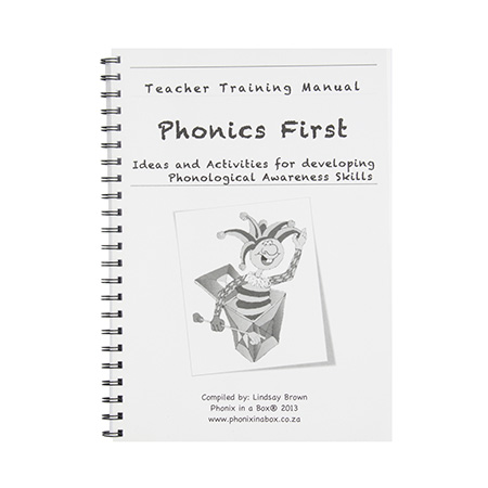 Phonics First Teacher's Manual (OUT OF STOCK)