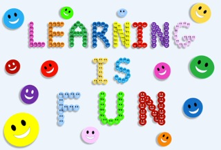 Learning sounds is fun!