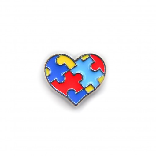 Autism Support Heart