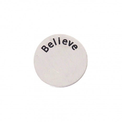 Believe Journey Plate - Large