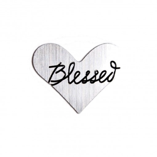 Blessed Heart Journey Plate