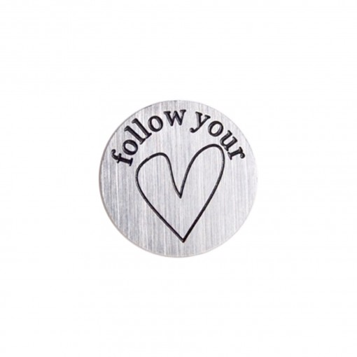 Follow your Heart Journey Plate (Lrg)