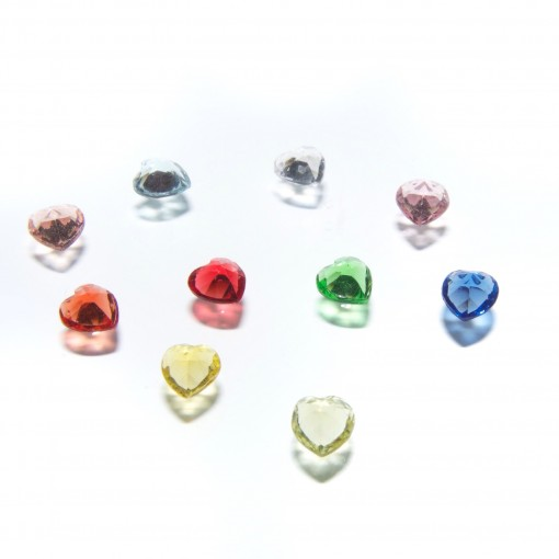 Heart Birthstones