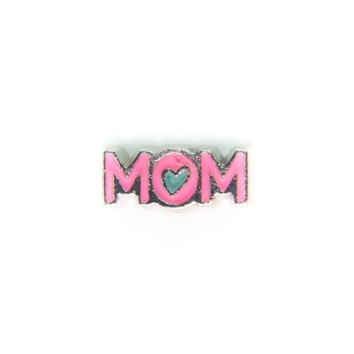 Heart Mom Pink