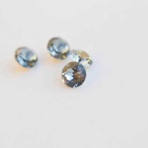 Indian Sapphire with Swarovski Elements (Set of 4)
