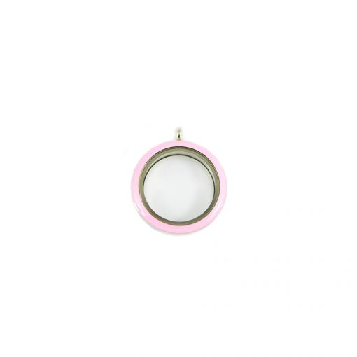 Milkshake Pink Fun Locket