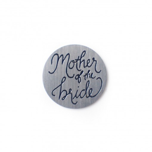 Mother of the Bride Journey Plate - Large