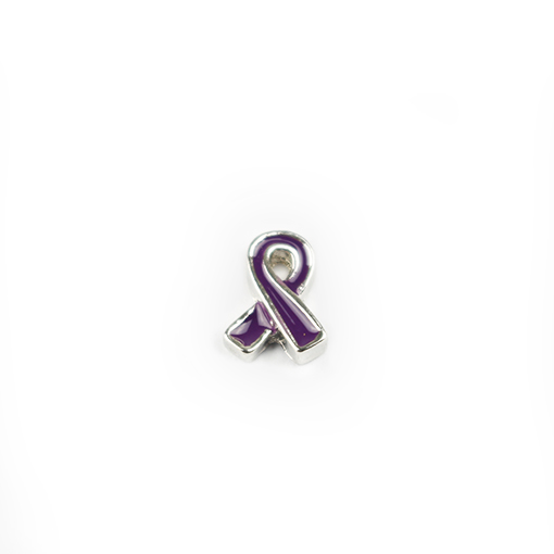 Purple Support Ribbon