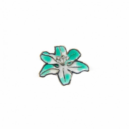Summer Lily - Turquoise