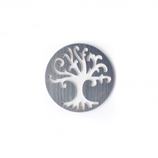 Tree of Life Journey Plate - Large