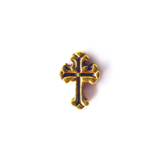 Vintage Cross (Gold)