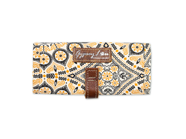 Jewellery Travel Purse - Gypsey Latte