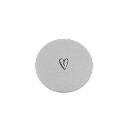 Tiny Heart Story Plate - Large