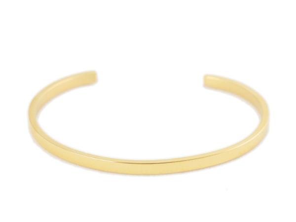 Yellow Gold Samsara Stories Bracelet