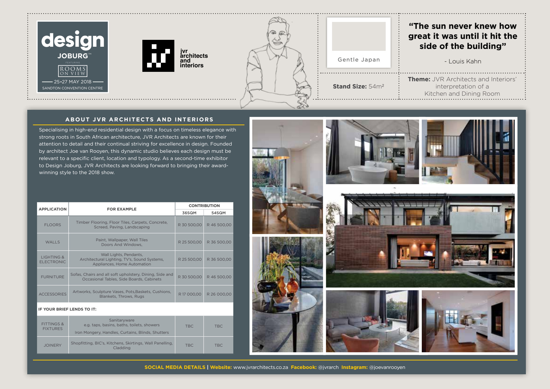 JVR Architects and Interiors