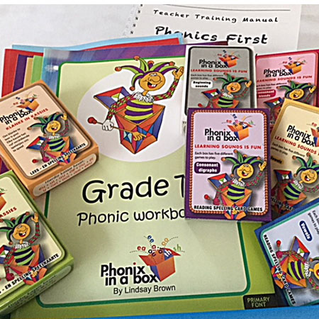 Complete Phonic Pack