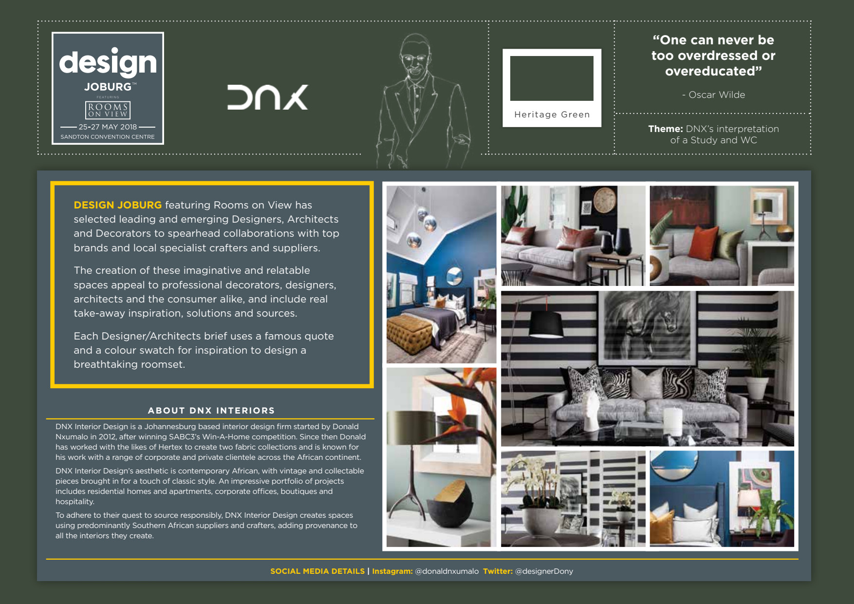 DNX Interiors in association with Elle Decoration